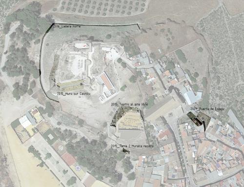 Intervenciones en el Castillo de Aguilar